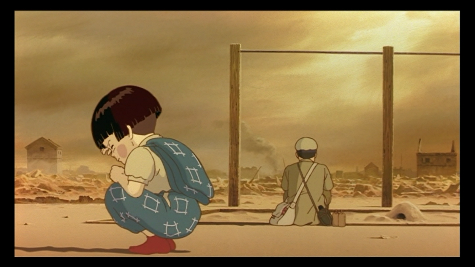 grave of fireflies Grave of the fireflies is a 1988 japanese animated war film based on the 1967 semi-autobiographical short story of the same name by akiyuki nosaka it was wr.