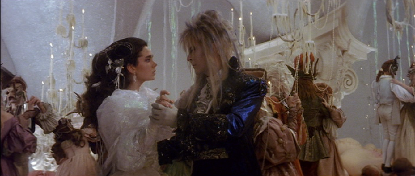 Labyrinth (1986) – Seeing Things Secondhand Labyrinth 1986