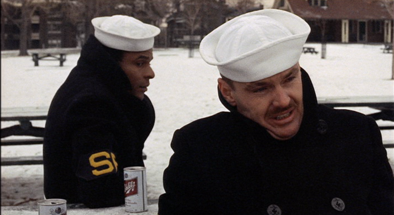 The Last Detail >> The Last Detail 1973 Seeing Things Secondhand