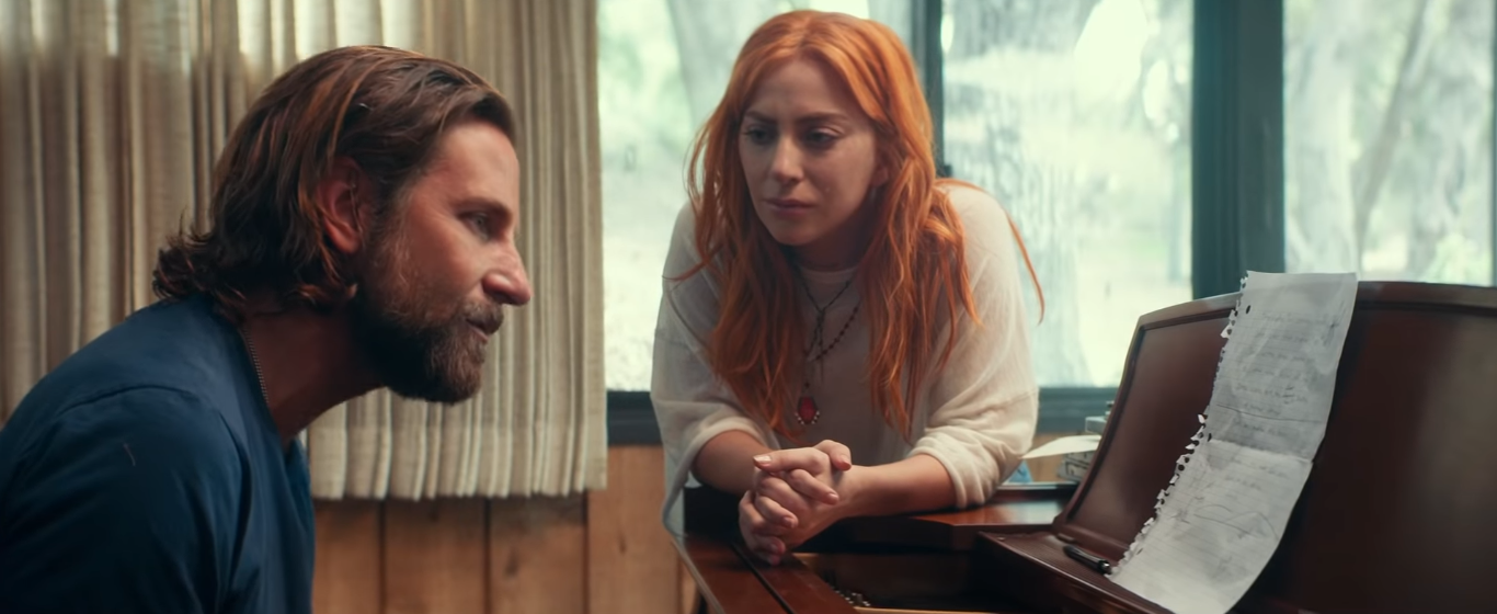 A Star Is Born 2018 Seeing Things Secondhand